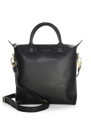 Want Les Essentiels De La Vie Mini Ohare Leather Tote Bag