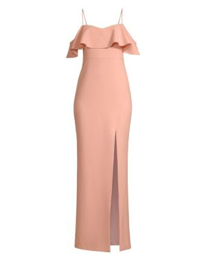 Likely Shania Ruffle Gown