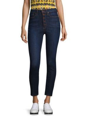 Ao.la High Rise Jeans