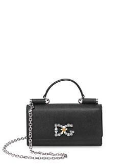 Dolce   Gabbana - Dauphine French Flap Bag 49c2933c50e60
