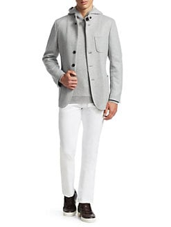 437a1899bf Men's Clothing, Suits, Shoes & More | Saks.com