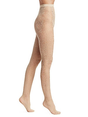 686e792bf Wolford - Nancy Lace Texture Tights - saks.com