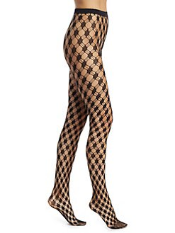 4589410b628 Wolford. Athina Net Tights