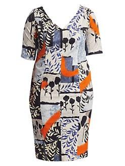 c2a9c116076b Plus Size Dresses & Evening Dresses | Saks.com