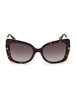 7280956af37 Click here for Tom Ford Womens Gianna Square Sunglasses 54mm prices