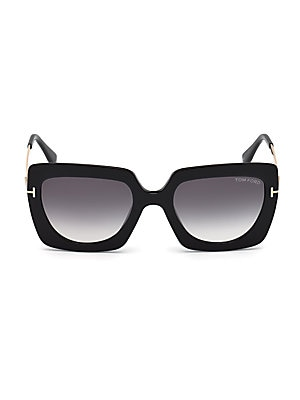 45f28428716a Tom Ford - Gianna 54MM Tinted Cat Eye Sunglasses - saks.com