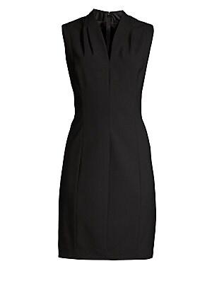 d73717e427fd Elie Tahari - Lucetta Short-Sleeve Dress - saks.com