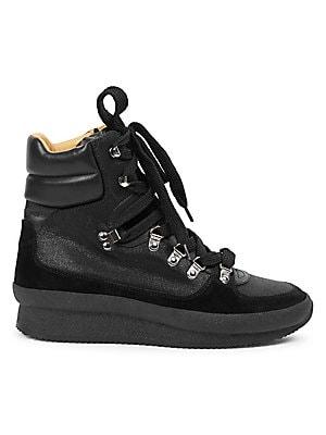54dfca1f1d9 MICHAEL Michael Kors - Rosario Leather Ankle Boots - saks.com