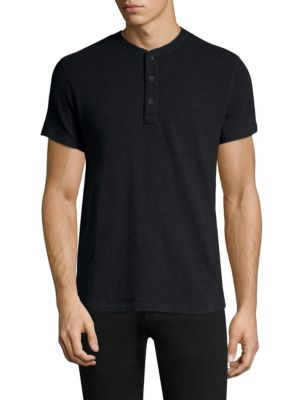 Classic Cotton Henley by Rag & Bone