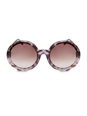 19bb0f36ad Bottega Veneta Timeless Elegance 61MM Round Sunglasses Timeless