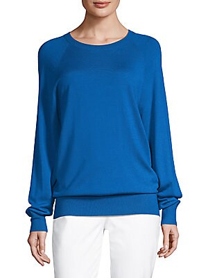 4d1352bf687 Michael Kors Collection - Dolman Sleeve Pullover - saks.com