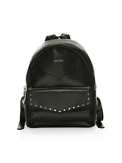 QUICK VIEW. Jimmy Choo. Cassie Leather Backpack aeec7ae0fbece