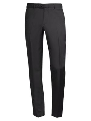 The Kooples Flat Front Wool Pants