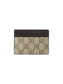 a91866a2a1cc46 Gucci. GG Supreme Wallet with Wolf. $380.00 · GG Supreme Card Holder BEIGE  EBONY COCOA. QUICK VIEW. Product image