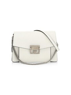 814e8042b7a61 Givenchy. Small GV3 Leather Shoulder Bag