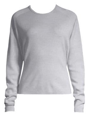 Tibi Wools Merino Wool Pullover