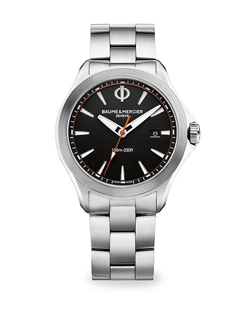 Clifton Club Stainless Steel Bracelet Watch