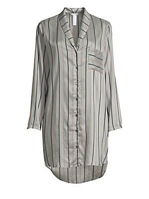 4790a5708a Hanro - Jana Short Sleeve Gown - saks.com