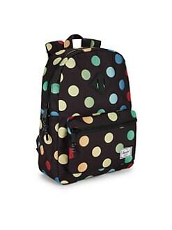 9e9a6ec0dda Herschel Supply Co. Kid's Heritage Youth Polkadot Backpack