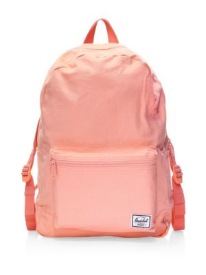 Herschel Supply Co Peach Cotton Casual Backpack