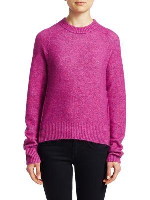 3.1 Phillip Lim Sweaters Inset Shoulder Crewneck Sweater