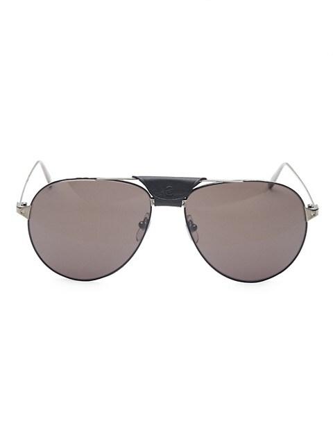 Santos Aerien Aviator Sunglasses