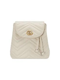 cc469bdd77fd Gucci. GG Marmont Matelassé Backpack