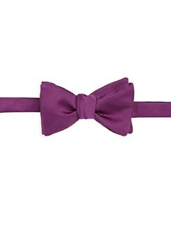 f05acee7a90c Eton. Grosgrain Silk Bow Tie