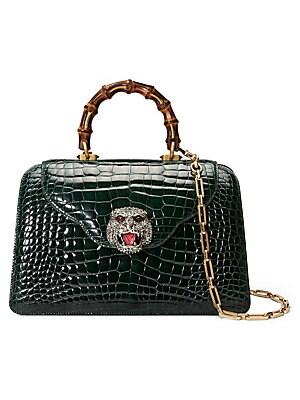 9d6b7e1d7c4d38 Gucci - Medium GG Marmont Matelassé Floral Jacquard Chain Shoulder ...