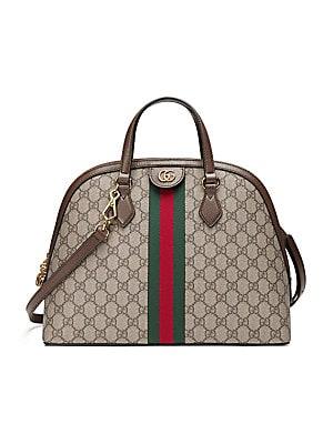 e3be1922777f2 Gucci - Ophidia GG Medium Top Handle Bag