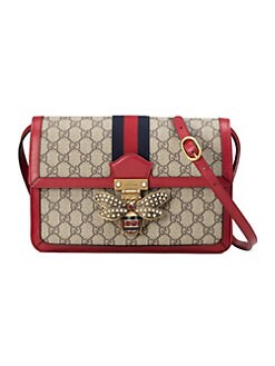 6b7f0e61f0e Gucci. Queen Margaret GG Supreme Medium Shoulder Bag