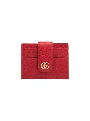 Gg Marmont Card Case by Gucci