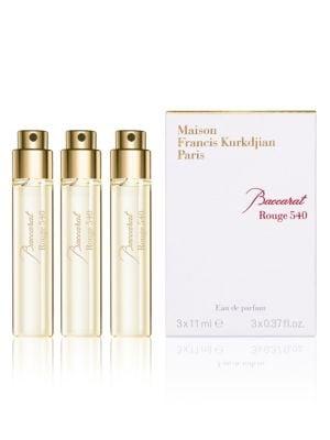 Baccarat Rouge 540 Eau De Parfum Refill Set by Maison Francis Kurkdjian
