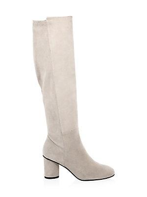 07713c58794 Stuart Weitzman - Eloise Suede Knee-High Boots - saks.com