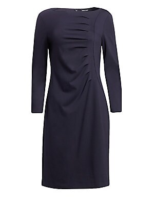 727bc2ef043 Ralph Lauren Collection - Iconic Style Cape Dress - saks.com