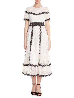 Maje Dresses Rowan A-Line Dress