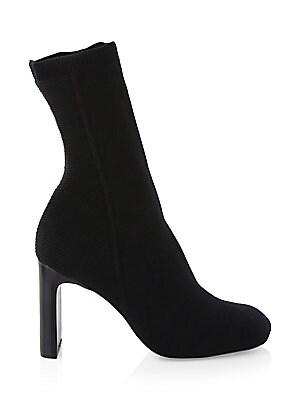 8a21213f180 Valentino Garavani - VLTN Sock Ankle Booties - saks.com