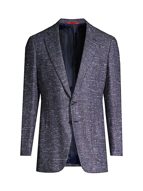Classic-Fit Donegal Wool Sportcoat