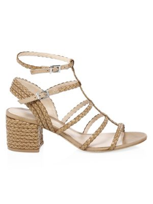 Clarcie Block Heel Sandals by Schutz