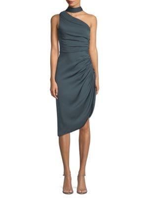 Coleen Asymmetric Dress