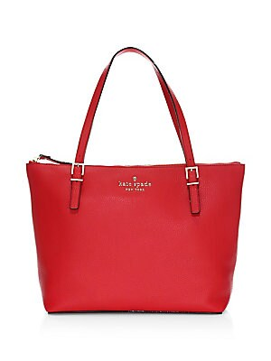 5f61522e5bff Salvatore Ferragamo - Medium Amy Leather Tote Bag - saks.com