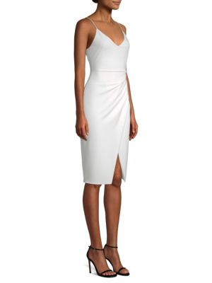 Bowery Sheath Dress in Pearl
