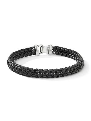David Yurman The Chain Collection Woven Chain Bracelet