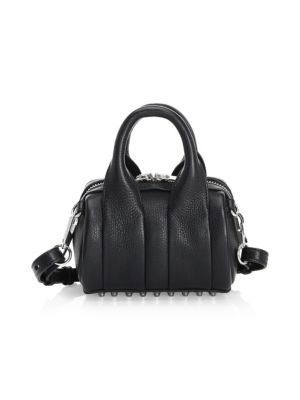 Baby Rockie Leather Bag by Alexander Wang