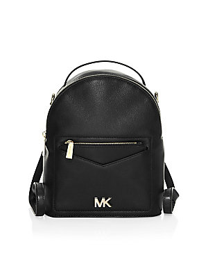 7904bc6bf74c MICHAEL Michael Kors - Jessa Small Pebbled Leather Convertible Backpack -  saks.com
