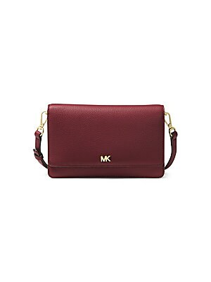 82cb77d98c50 MICHAEL Michael Kors - Jet Set Saffiano Leather Crossbody Bag - saks.com