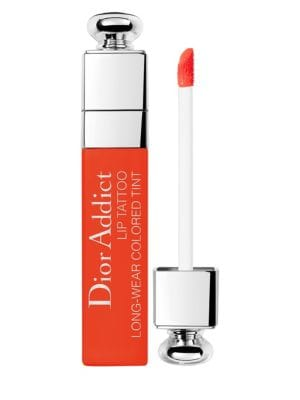 Addict Lip Tattoo Color Juice Long-Wearing Color Tint - 641 Orange