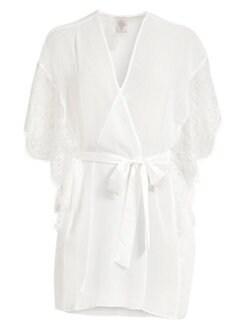 6740379b12 Women s Apparel - Lingerie   Sleepwear - Robes   Caftans - saks.com