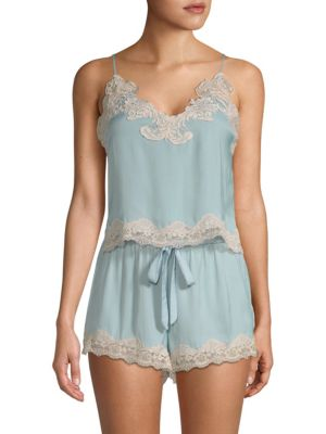 In Bloom Only With You Camisole & Shorts Set