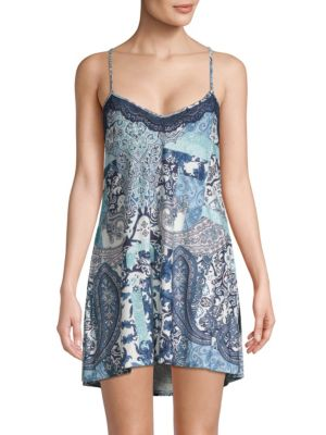 In Bloom On The Water Chemise